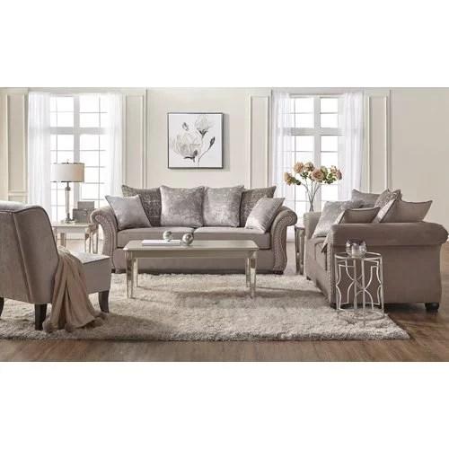 Alcott Hill Agnes 2 Piece Living Room Set