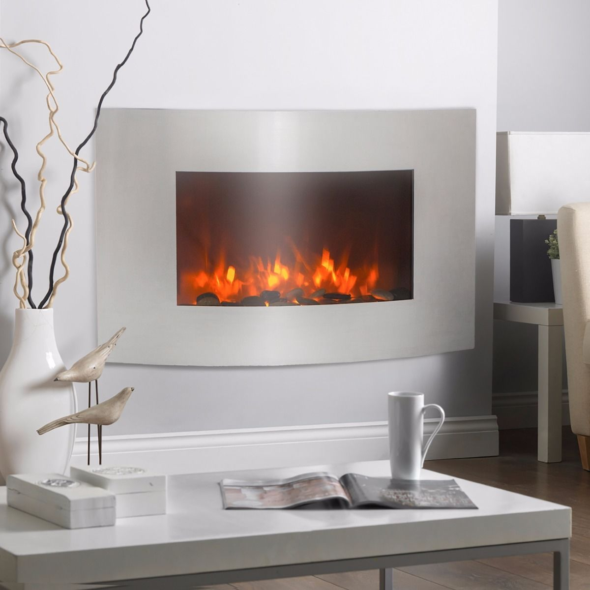 Wall Mount Fireplace Heaters Ghp 36