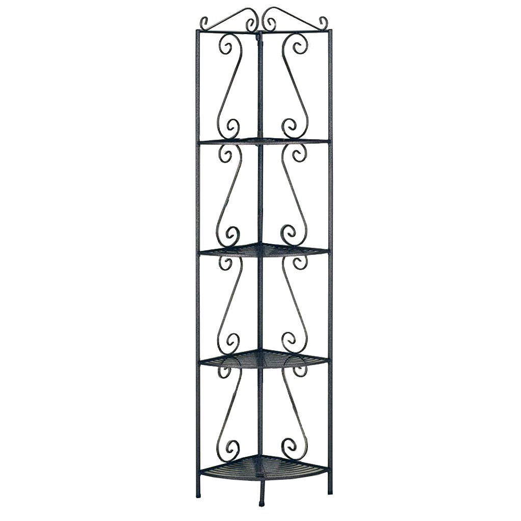 Etagere Metal Bookcase 70