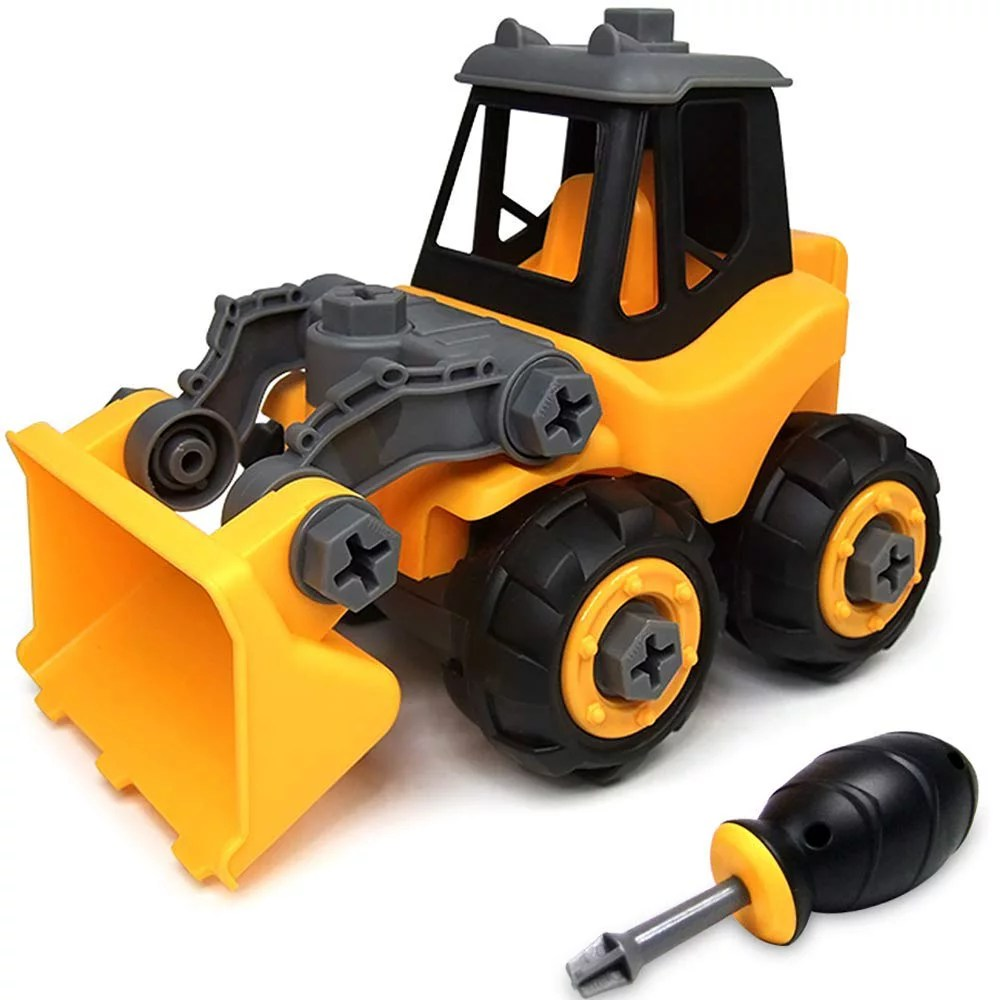 Wistoyztake Apart Toys Car Truck For Toddlers Gift For 3