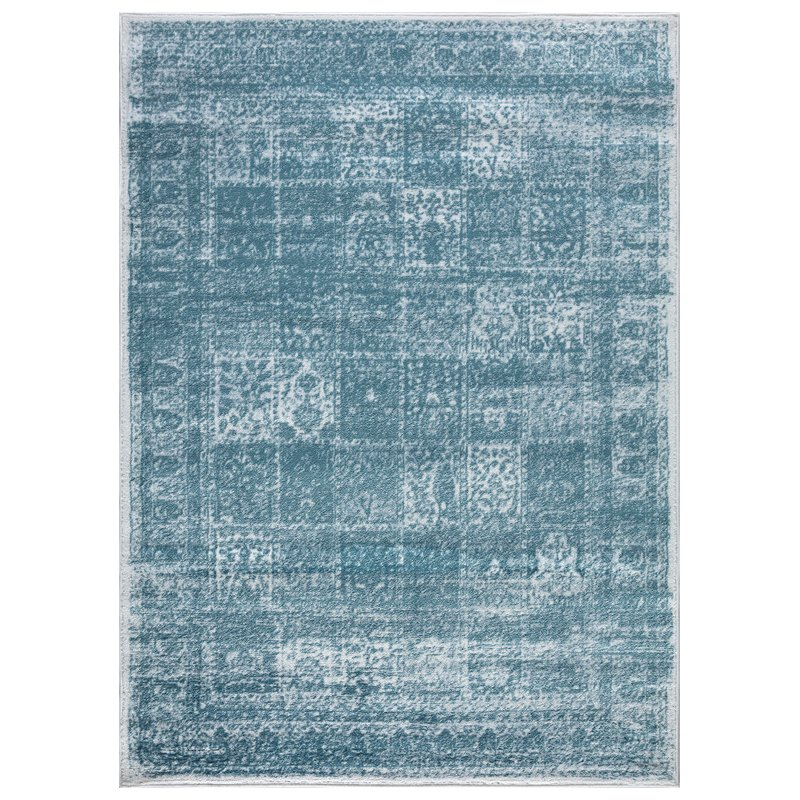 Regal 5x7 Vintage Oriental Medallion Area Rug 1175 In Blue - Weies Metallregal Good Regal Medallion Series Cclamp Traditional