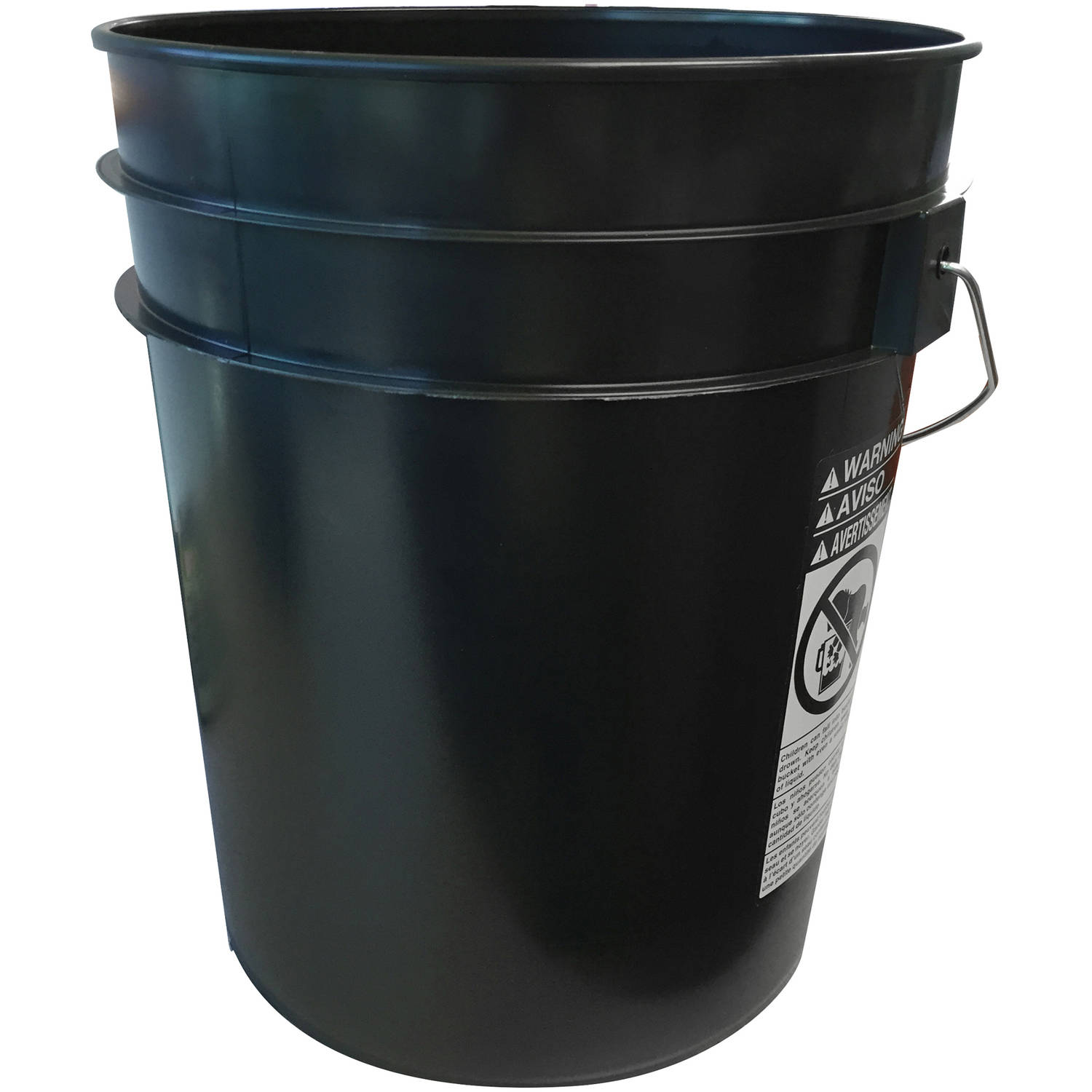 5 Gallon Bucket Home Depot 10 Pack Bucket Pail Set 5 Gallon Heavy Duty Reinforced
