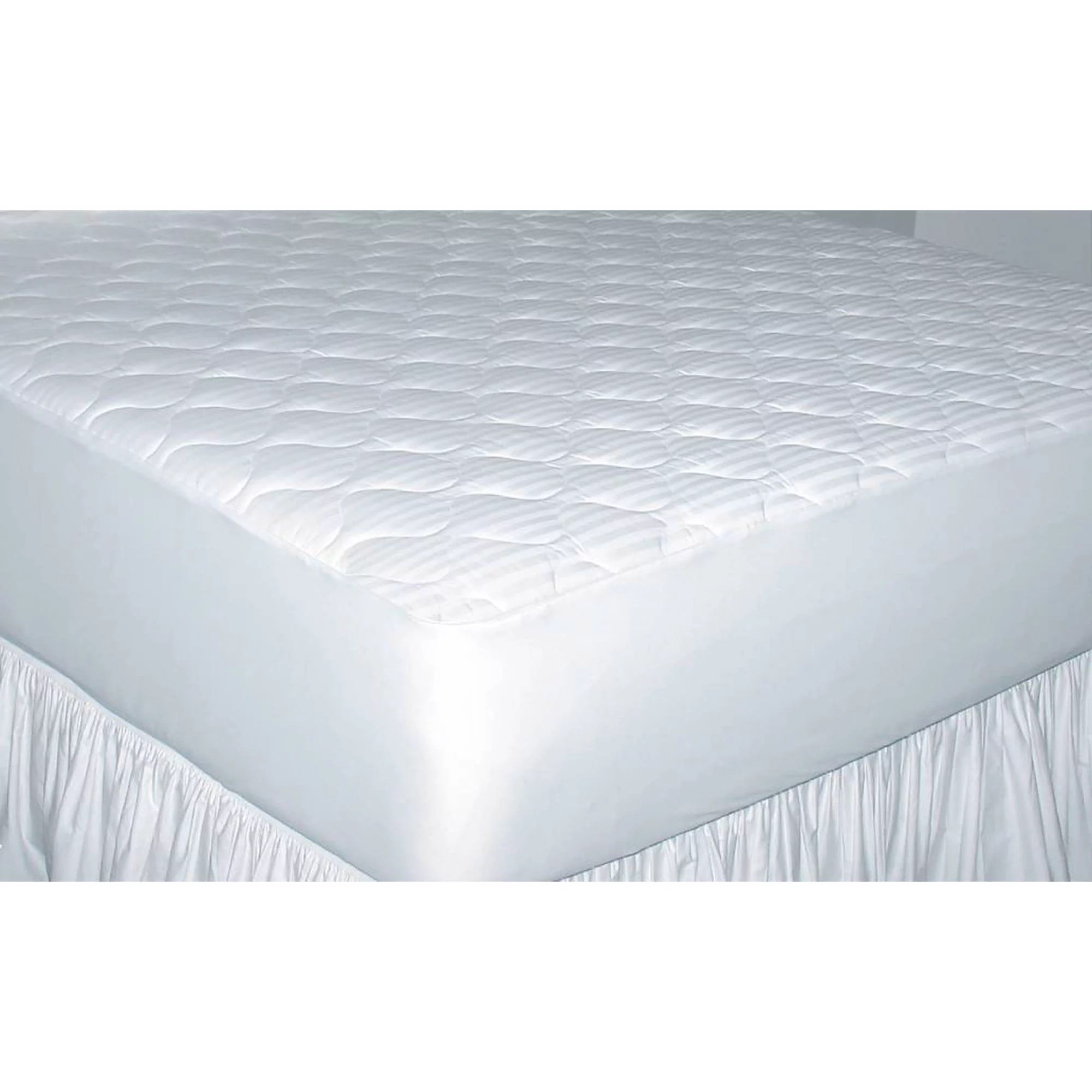 Double Bed Mattress Cover Quiet Comfort Waterproof Mattress Pad