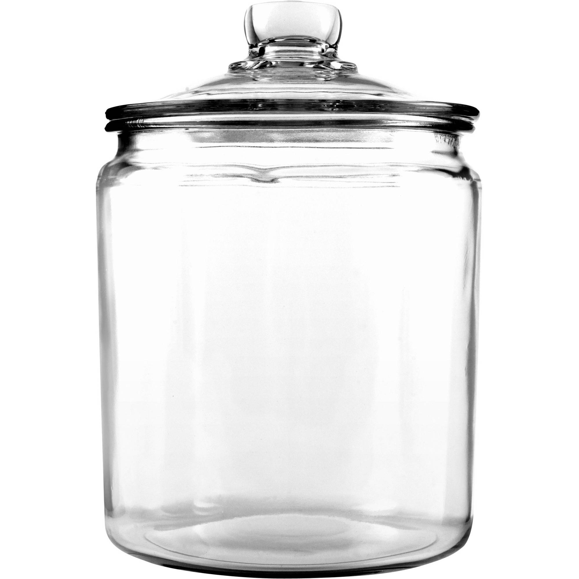 Huge Glass Cookie Jar 1 2 Gallon Cookies Glass Jar Food Coffee Sugar Storage