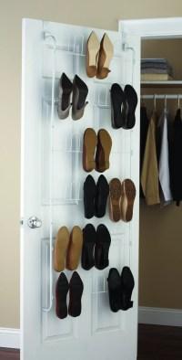 Mainstays Over the Door Shoe Rack - Walmart.com