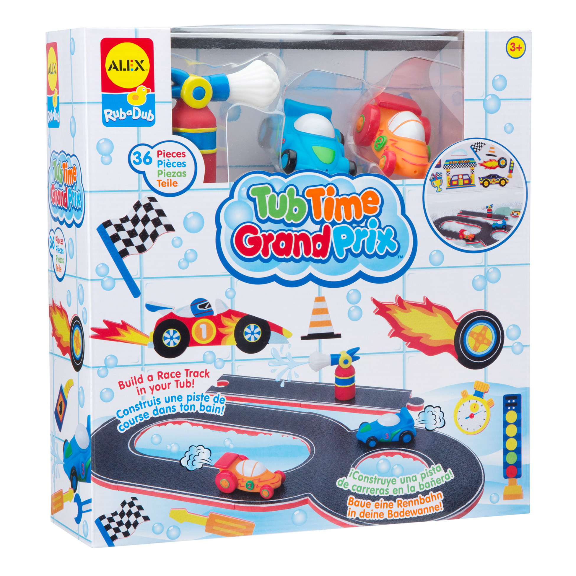 Baby Badewanne Toys R Us Alex Toys Rub A Dub Tub Time Grand Prix