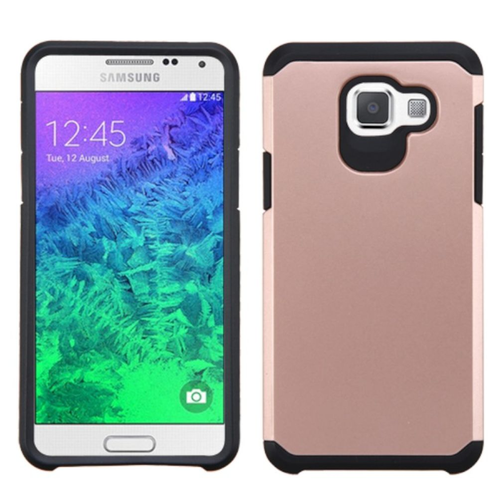 Mobile Samsung Samsung Galaxy A5 Phone Case Samsung Galaxy A5 Case By Insten Hard Dual Layer Rubber Coated Silicone Cover Case For Samsung Galaxy A5 Case Cover