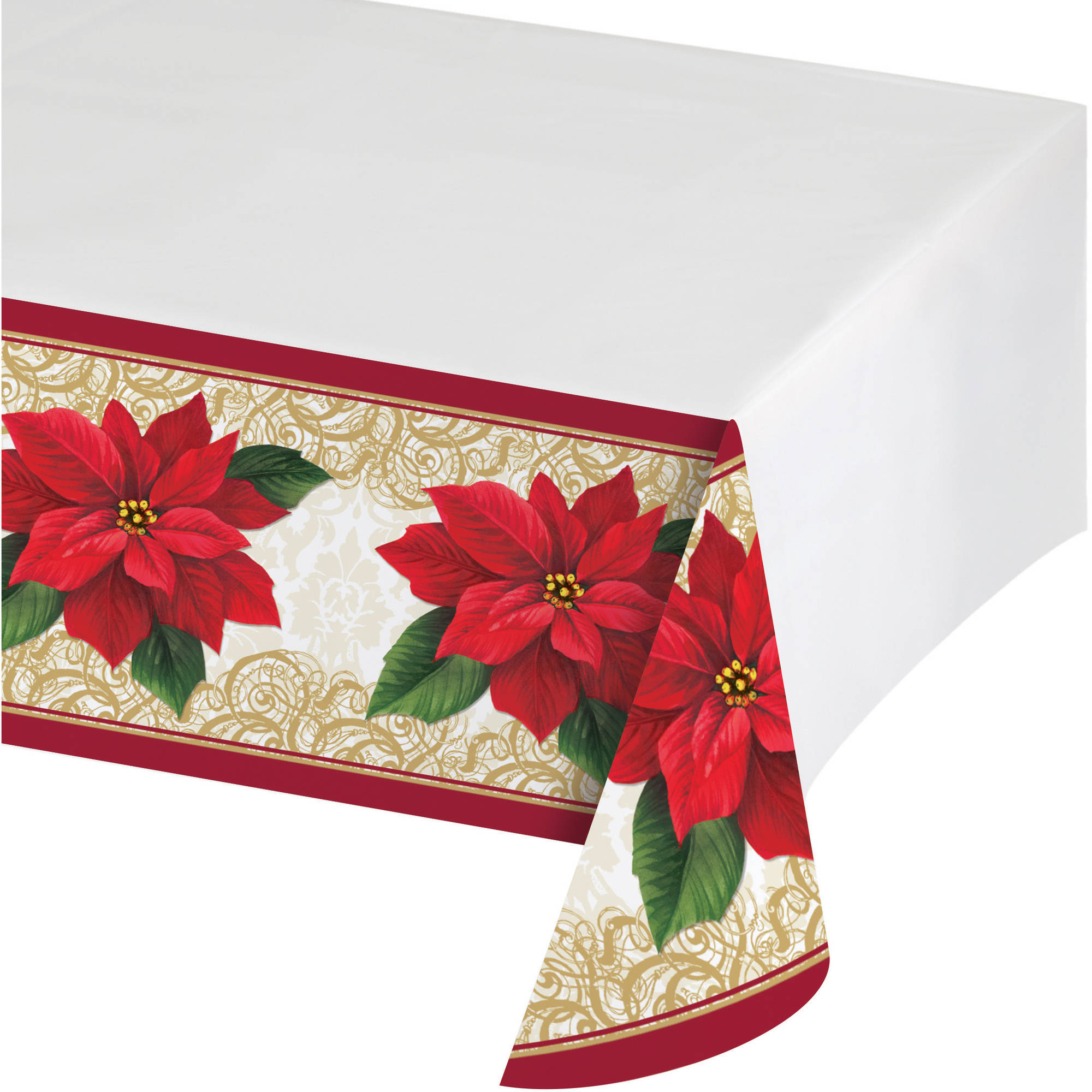 Christmas Tablecloths Australia Unique Party 49773 Plastic Cardinal Christmas Tablecloth 7ft X