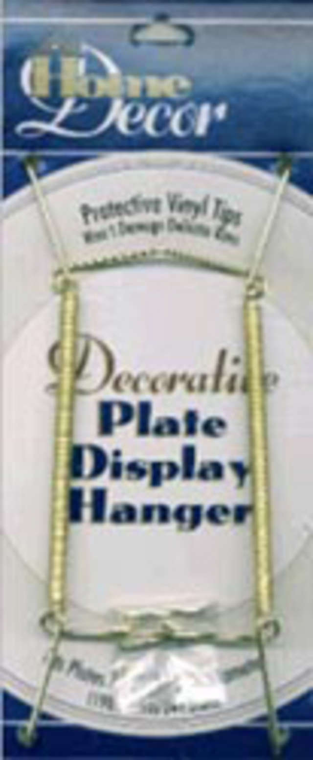 Glass Plate Hanger Decorative Plate Display Hanger Expandable 7 1 2