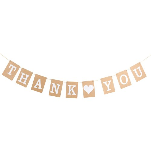 Medium Crop Of Thank You Banner