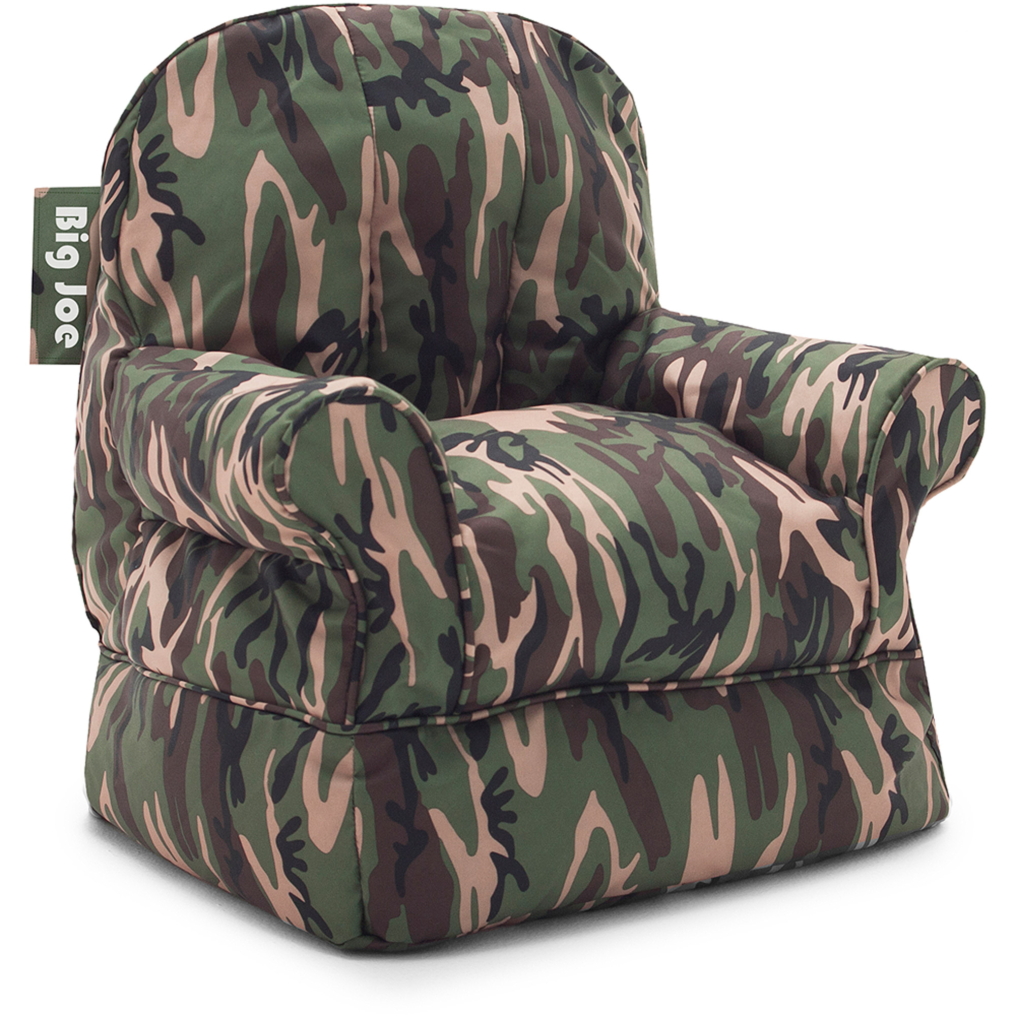 Big W Kids Chair Big Joe Bubs Camo Kids Bean Bag Chair