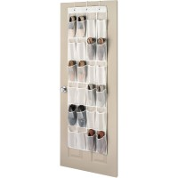 Whitmor PEVA Over-the-Door Shoe Organizer - Walmart.com