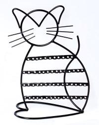 Walter Drake - Cat Shaped Earring Holder - Walmart.com