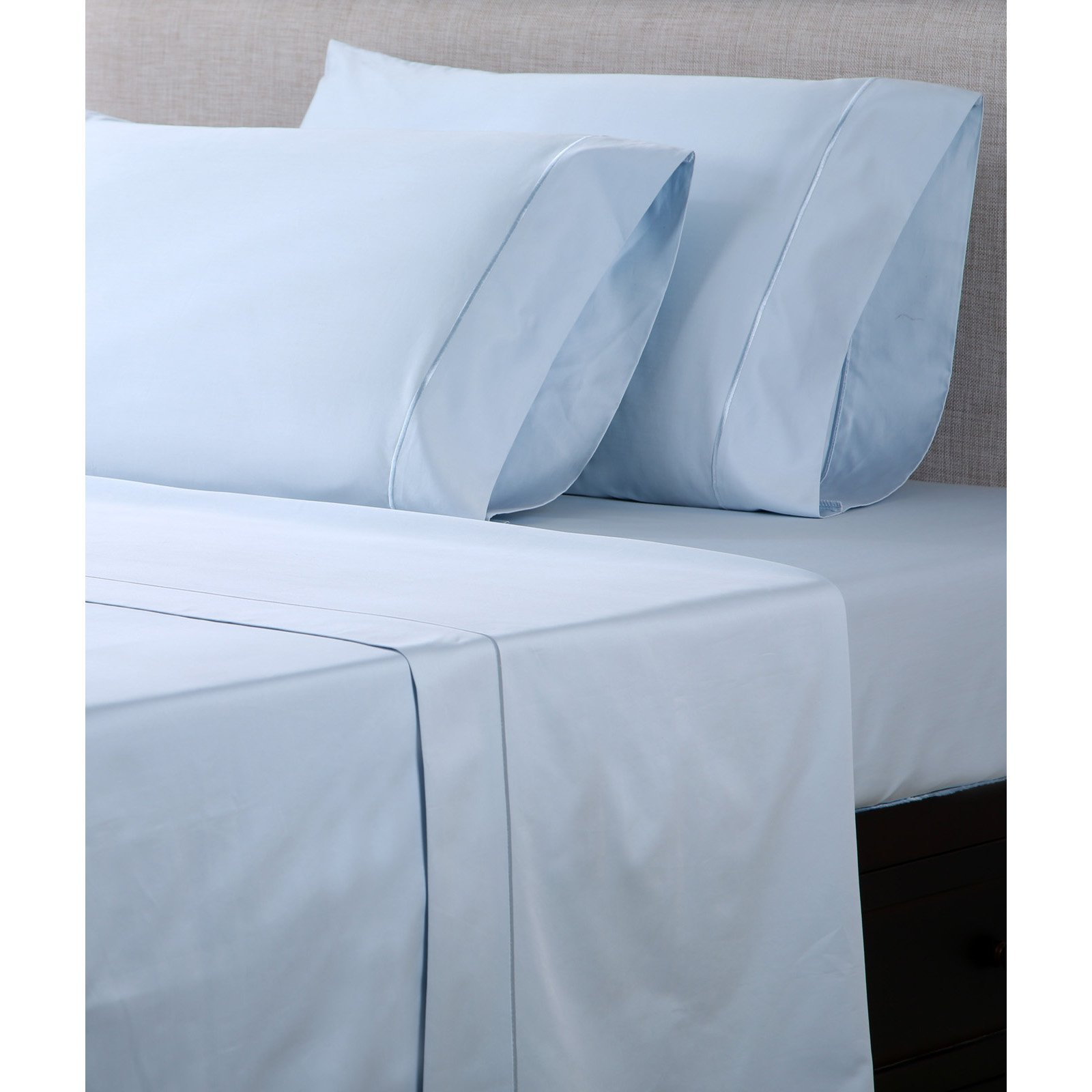1000 Thread Count Sheets King 1000 Thread Count Sheet Set By Affluence Walmart