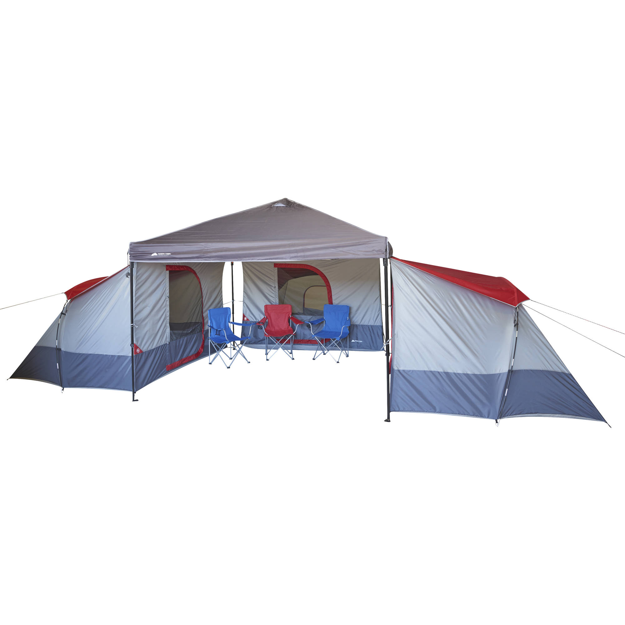 Garage Awning Extension Ozark Trail 4 Person 9 X 7 Ft Connectent For Straight Leg Canopy