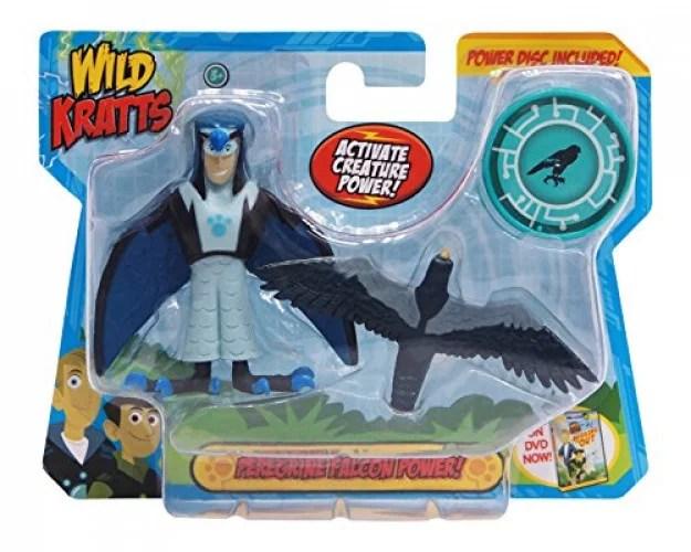 Wild Kratts Toys Creature Power Action Figure Set