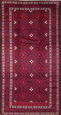 RugSelect Traditional Hand Knotted 5x10 Area Rug for ...