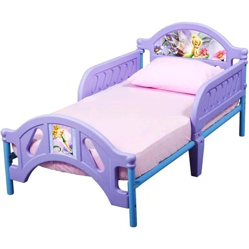 Disney Tinkerbell Fairies Toddler Bed Walmartcom