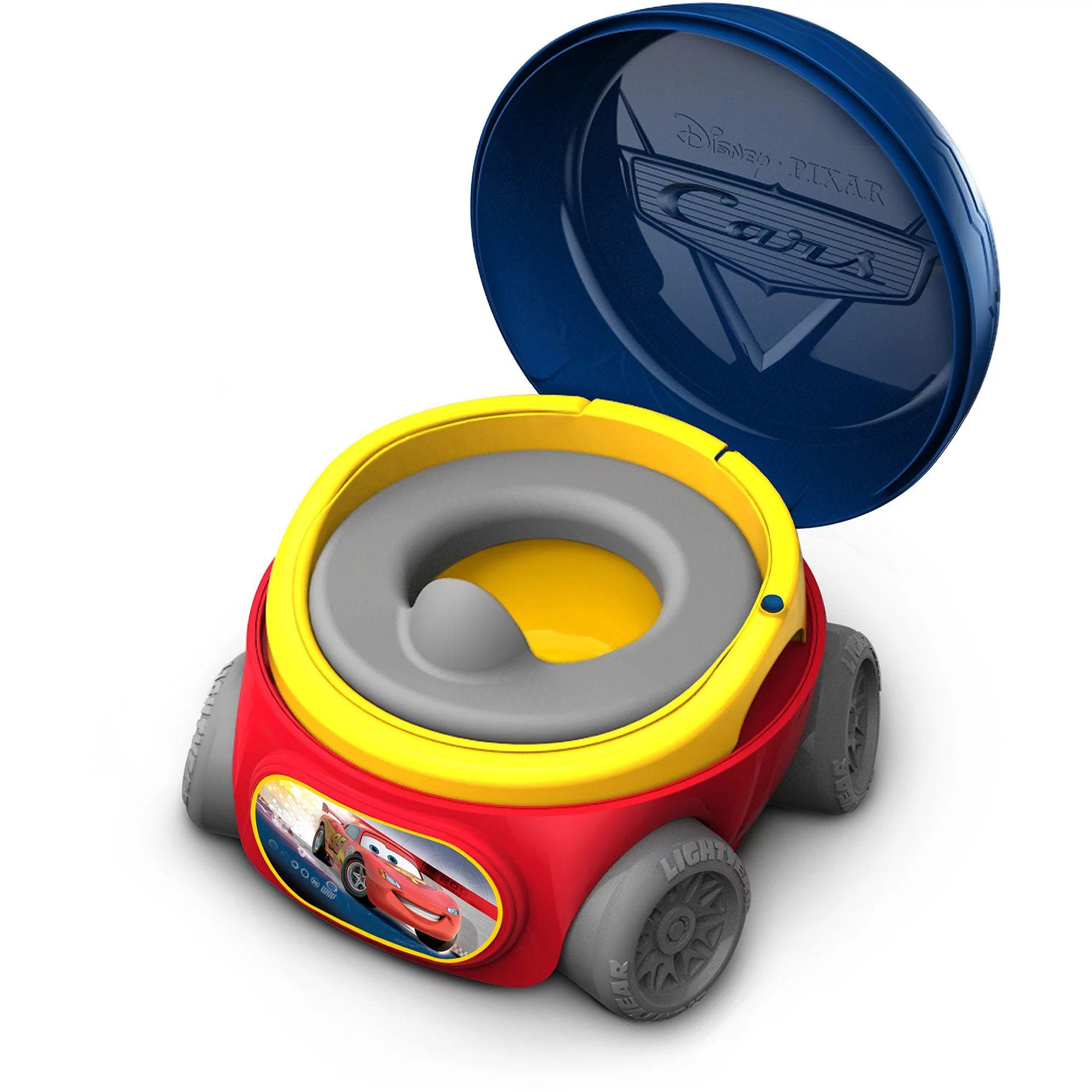 cars training potty