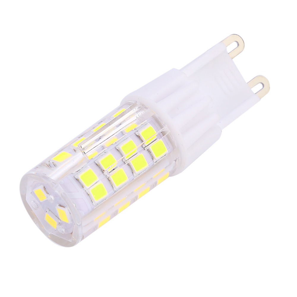 Led G9 5w G9 Ac 220v 5w 380 420lm Smd 2835 Led Bulb Light Spotlight With 51 Leds