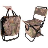 Outdoor Folding Camping Chair with Cooler Bag - Walmart.com