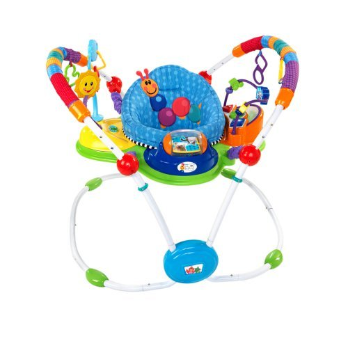 Baby Einstein Musical Motion Activity Jumper Walmart