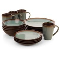 Hometrends Lagoon 16-Piece Dinnerware Set - Walmart.com