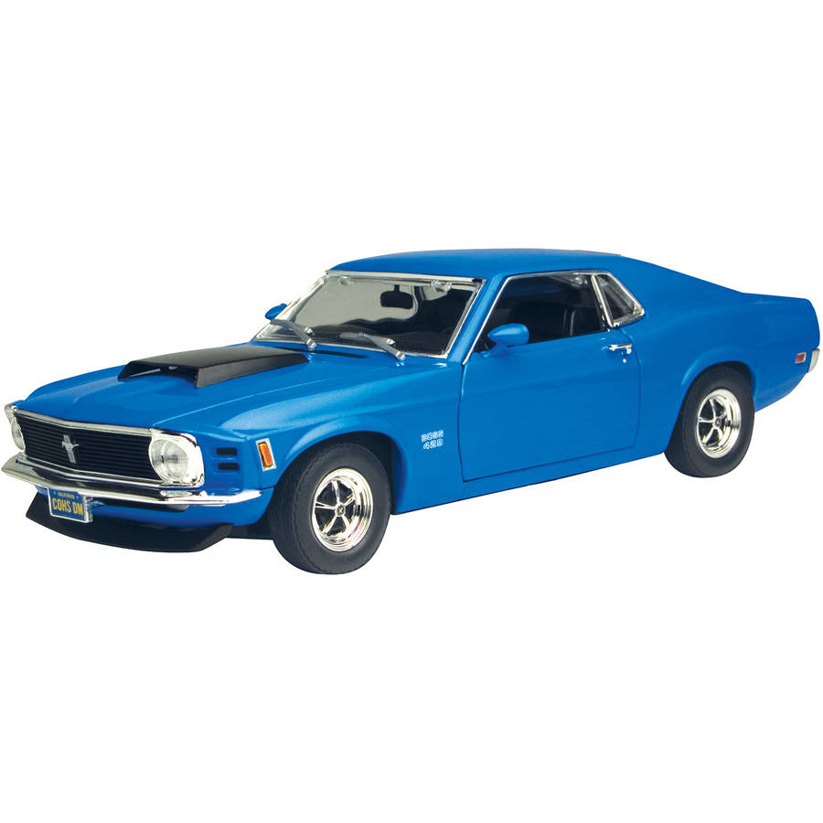 1970 Ford Mustang Boss 429 Model 1 24 Scale Walmart