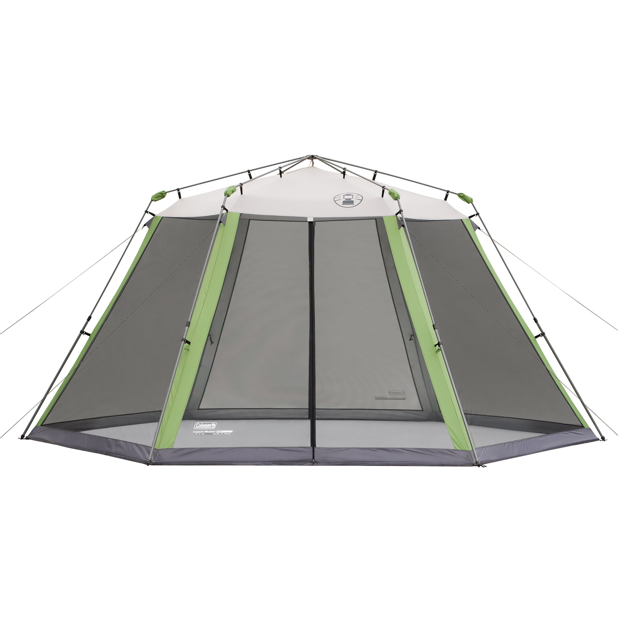 Pop Up Sun Shelter Canada Coleman Screened Canopy And Sun Shelter With 1 Min Set Up 15x13 Tent