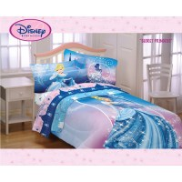 Disney Cinderella Secret Princess Twin/Full Reversible ...