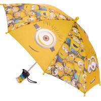 Despicable Me Minion Madness Kids Umbrella - Walmart.com