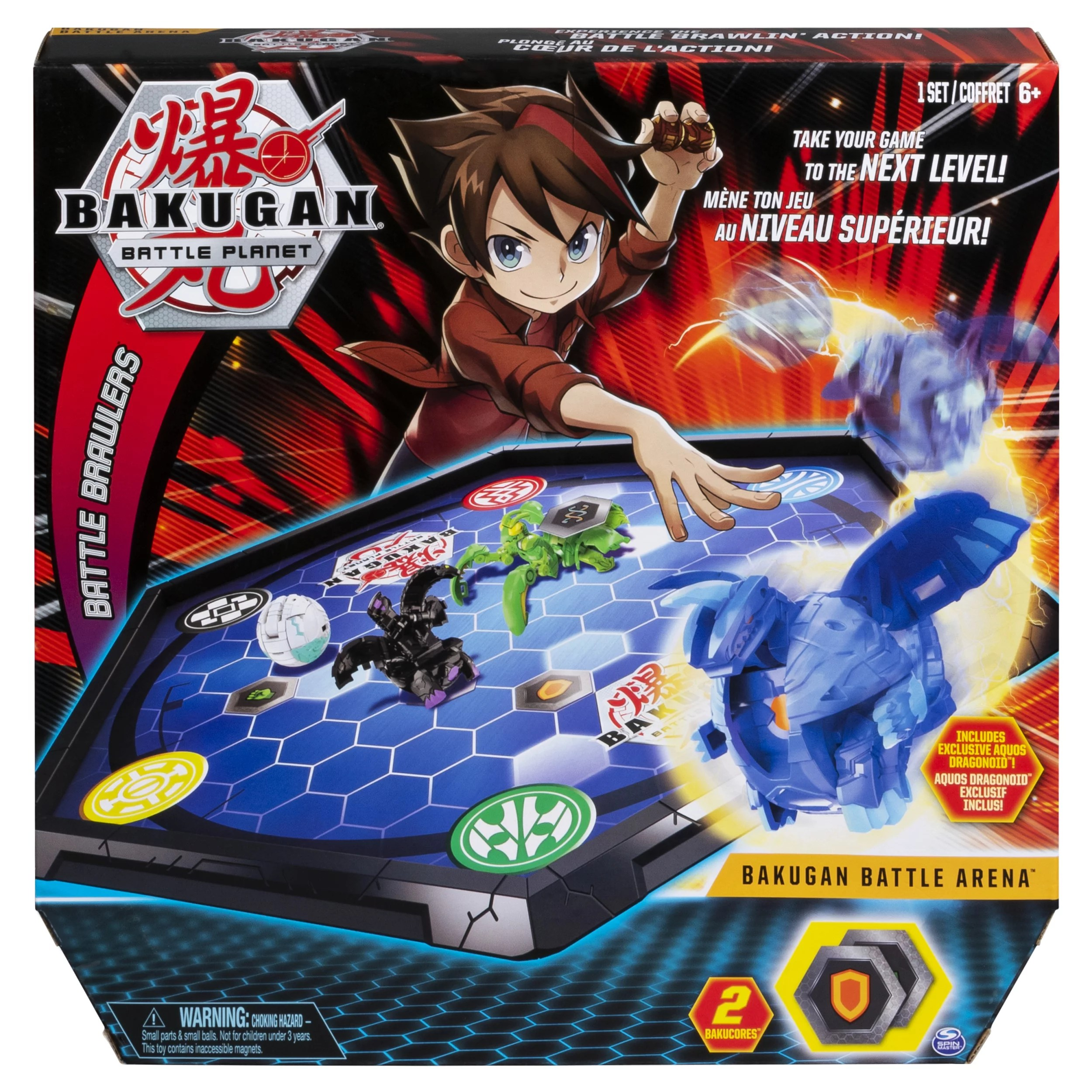 Arena Game Bakugan Battle Arena Game Board For Bakugan Collectibles For Ages 6 And Up