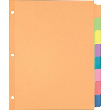 folder divider tabs - Tomadaretodonate - folder dividers tabs