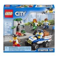 LEGO City Police Starter Set 60136 - Walmart.com