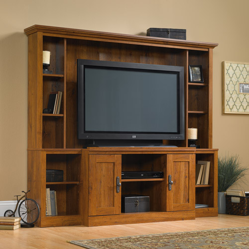 Fall Wallpaper For Large Monitors Sauder Harvest Mill Home Theater For Tvs Up To 47 Quot Abbey