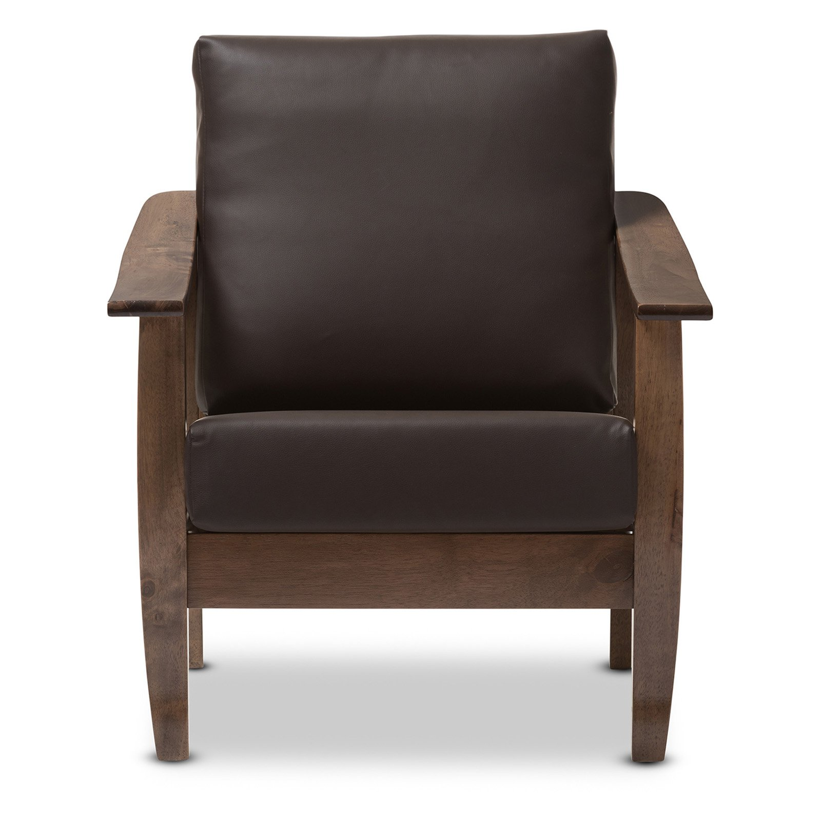 Adirondack Sessel Baxton Studio Pierce Lounge Chair