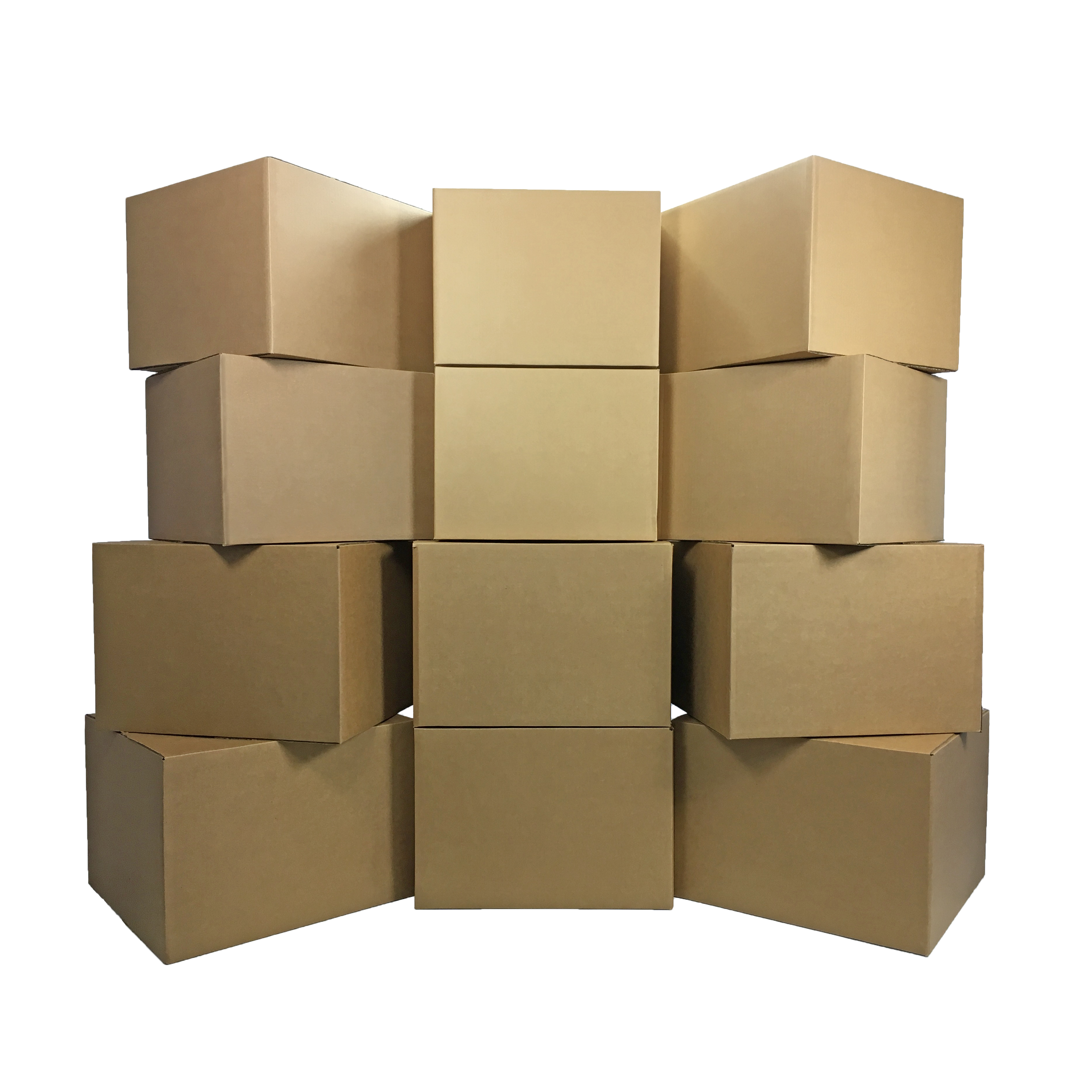 Free Cardboard Boxes Melbourne Uboxes Large Moving Boxes 20x20x15in 12 Pack Cardboard Boxes