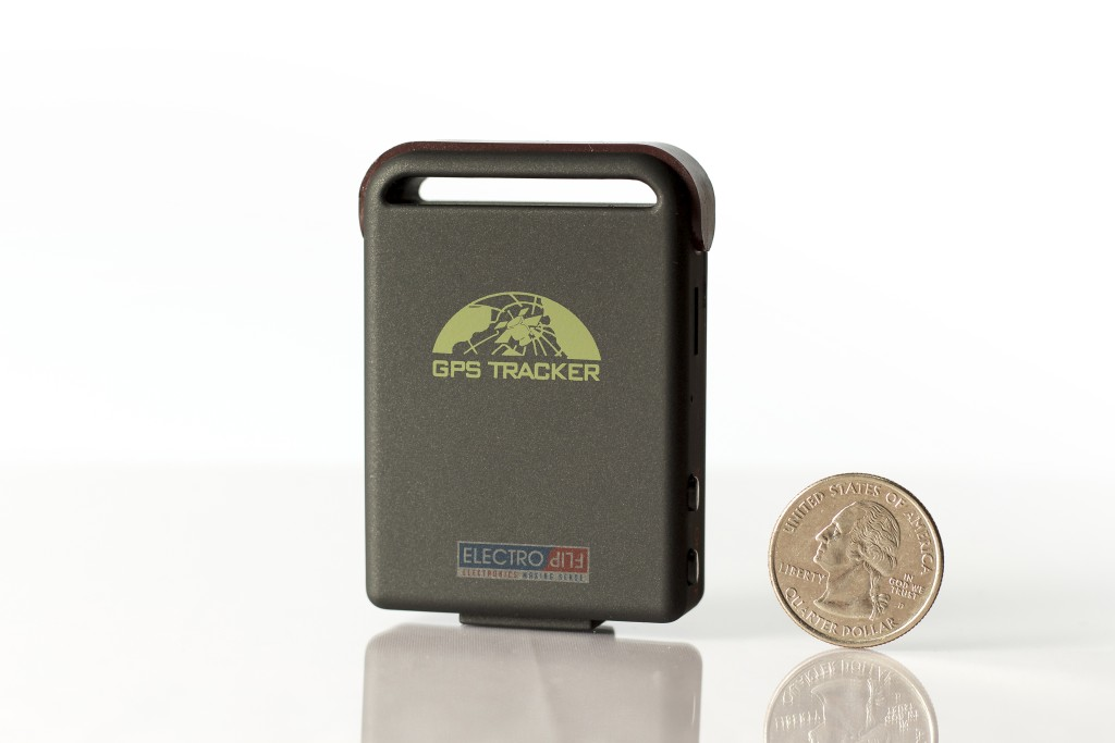 Spy Tec STI-GL300 Mini Portable Real Time GPS Tracker - Walmart