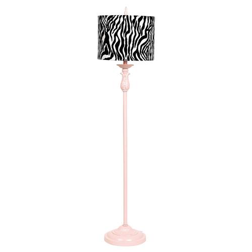 Jubilee Collection Ridged 60'' Floor Lamp