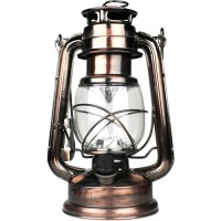 Weather Rite Outdoor Antique Bronze LED Lantern