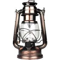 Weather Rite Outdoor Antique Bronze LED Lantern - Walmart.com