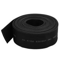 Black 16mm Dia Heat Shrink Tubing Shrinkable Tube ...