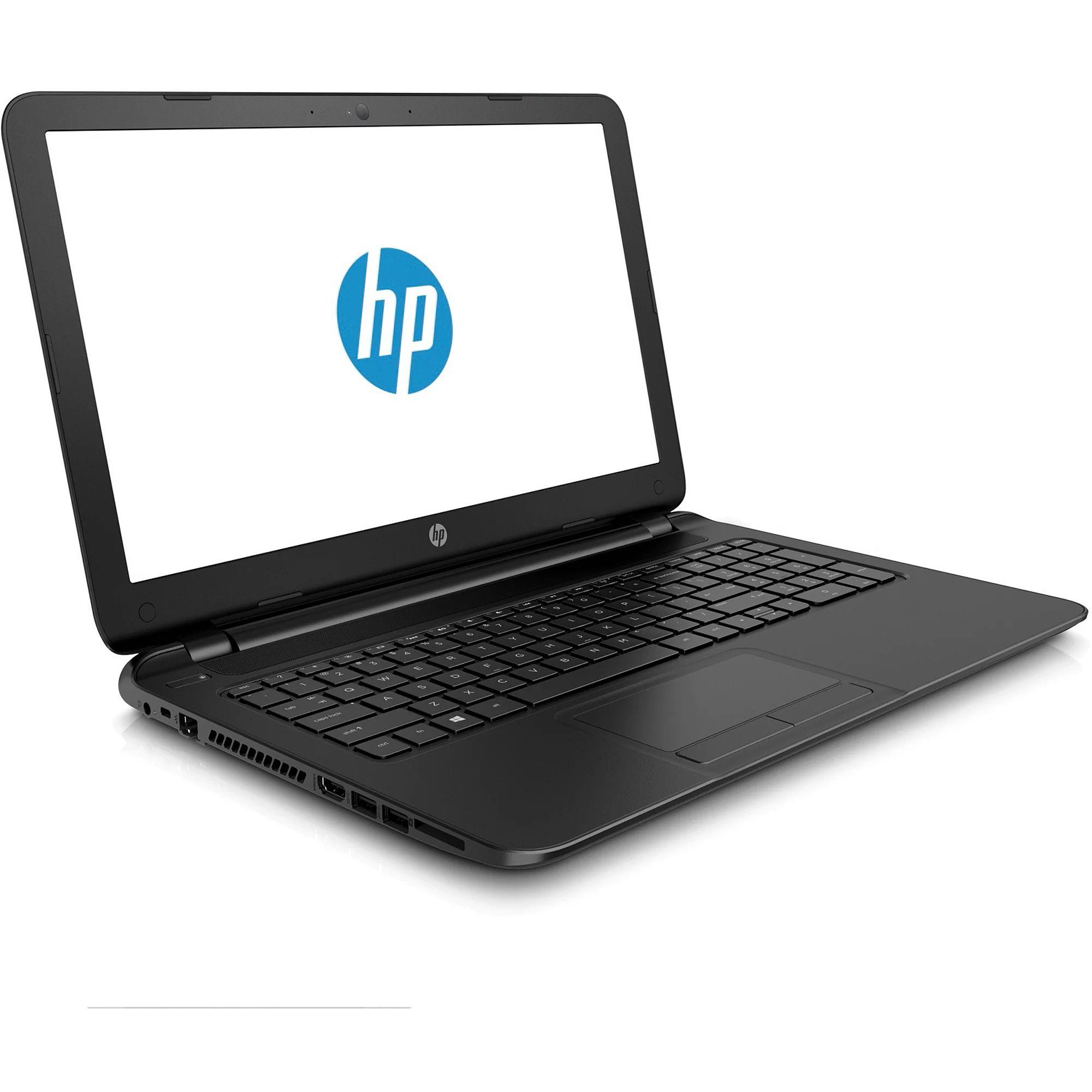 Hp j8x12ua 15 f039wm notebook pc intel celeron n2830 2 16 ghz dual core processor 4 gb ddr3l sdram 500 gb hard drive 15 6 inch display windows 8 1