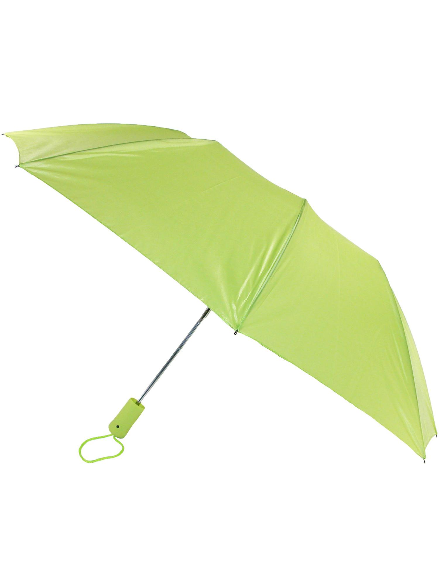 Compact Travel Umbrella Walmart Rainkist Size One Size Compact Auto Open Folding