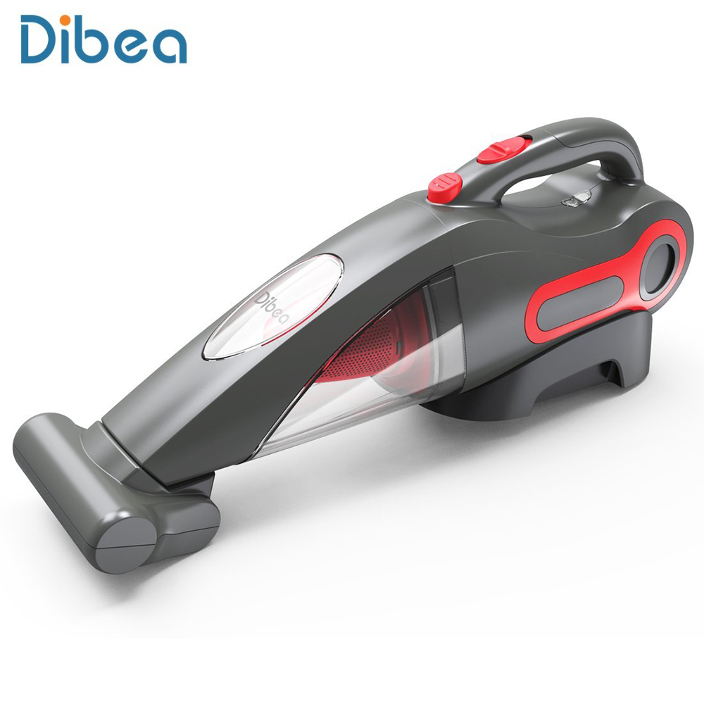 Sofa Vacuum Cleaner Brush Dibea Portable Handheld Vacuum Cleaner With Motorized Brush Bx350good For Sofa Blanket Drawer And Car Mattress