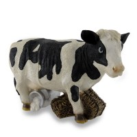 Bovine Wine Holder 2 Piece Cow Bottle Display - Walmart.com