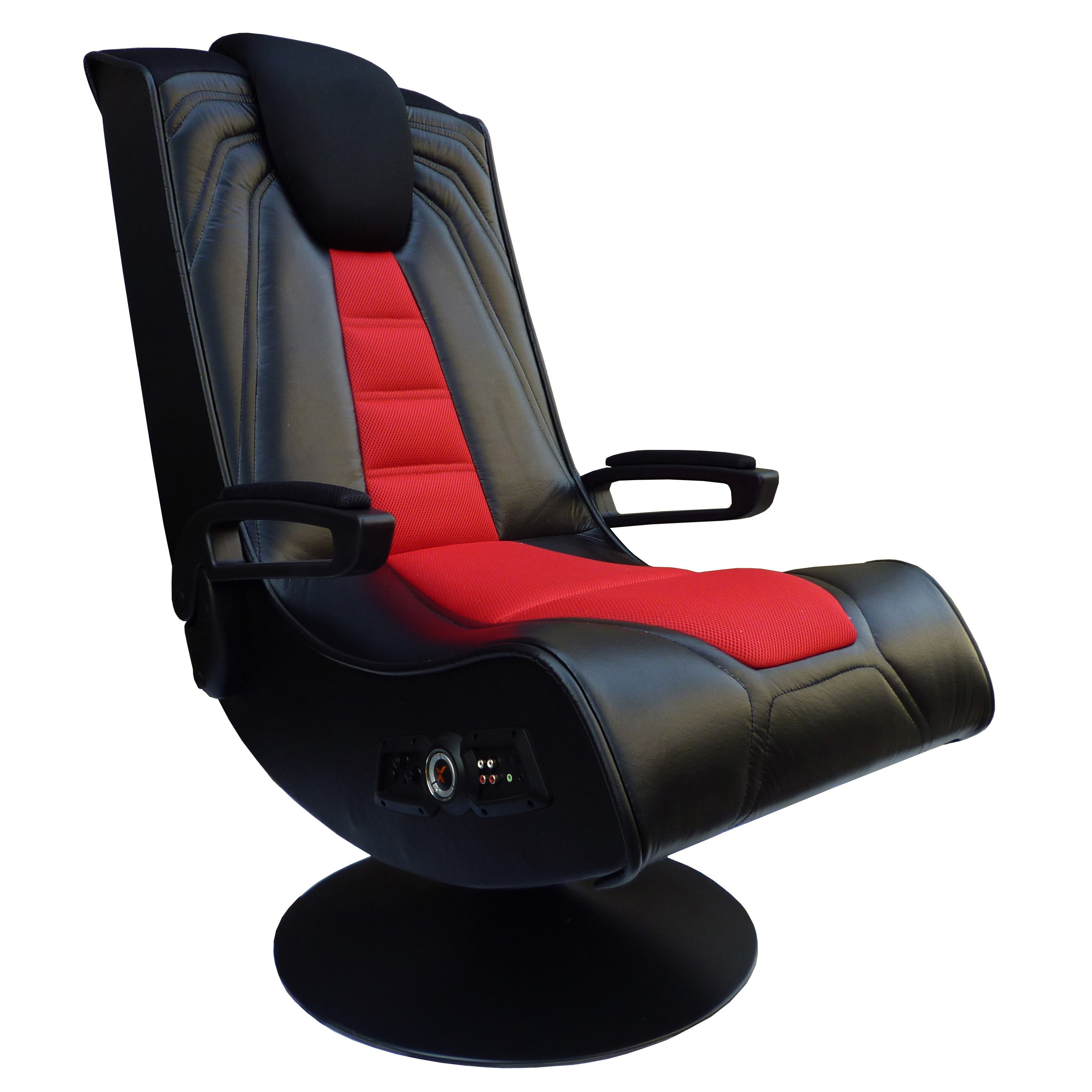 X rocker spider 2 1 wireless with vibration game chair 5109201