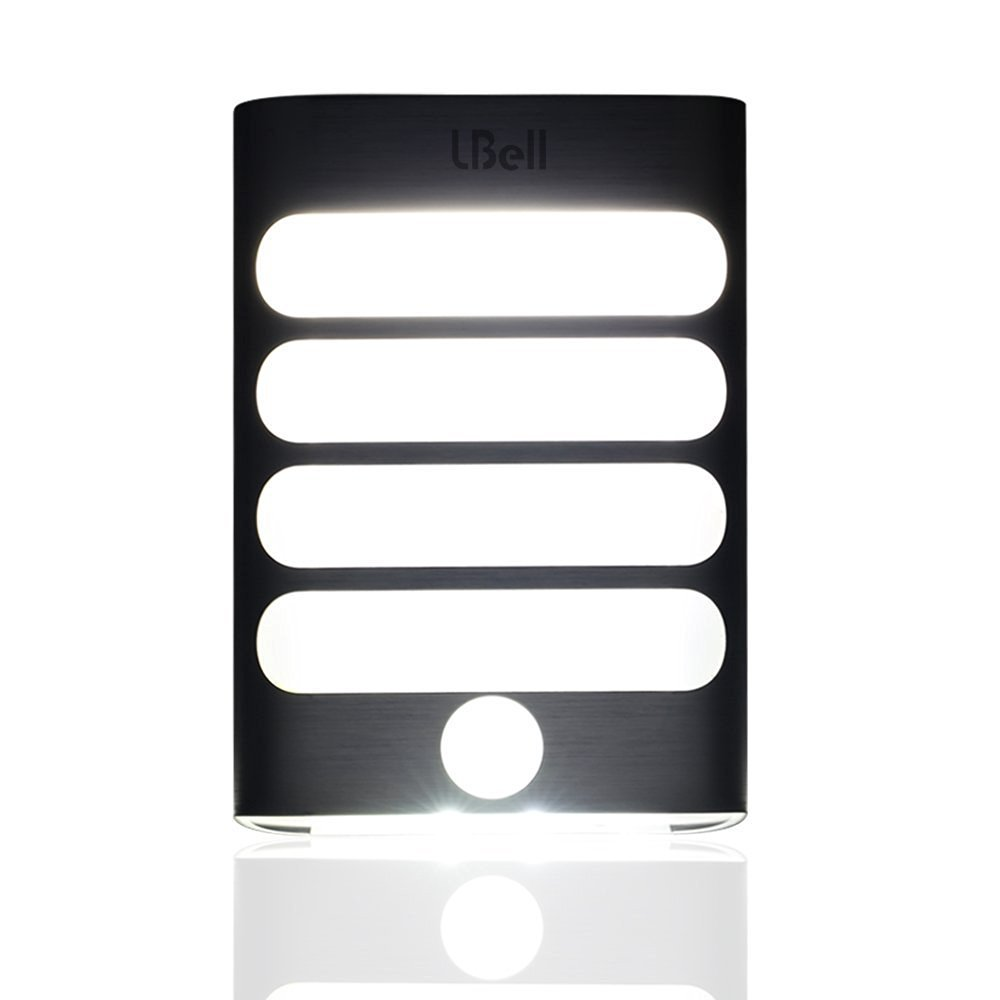 Stick On Wall Lamp Motion Sensor Lights Stick Anywhere Battery Powered Led Wall