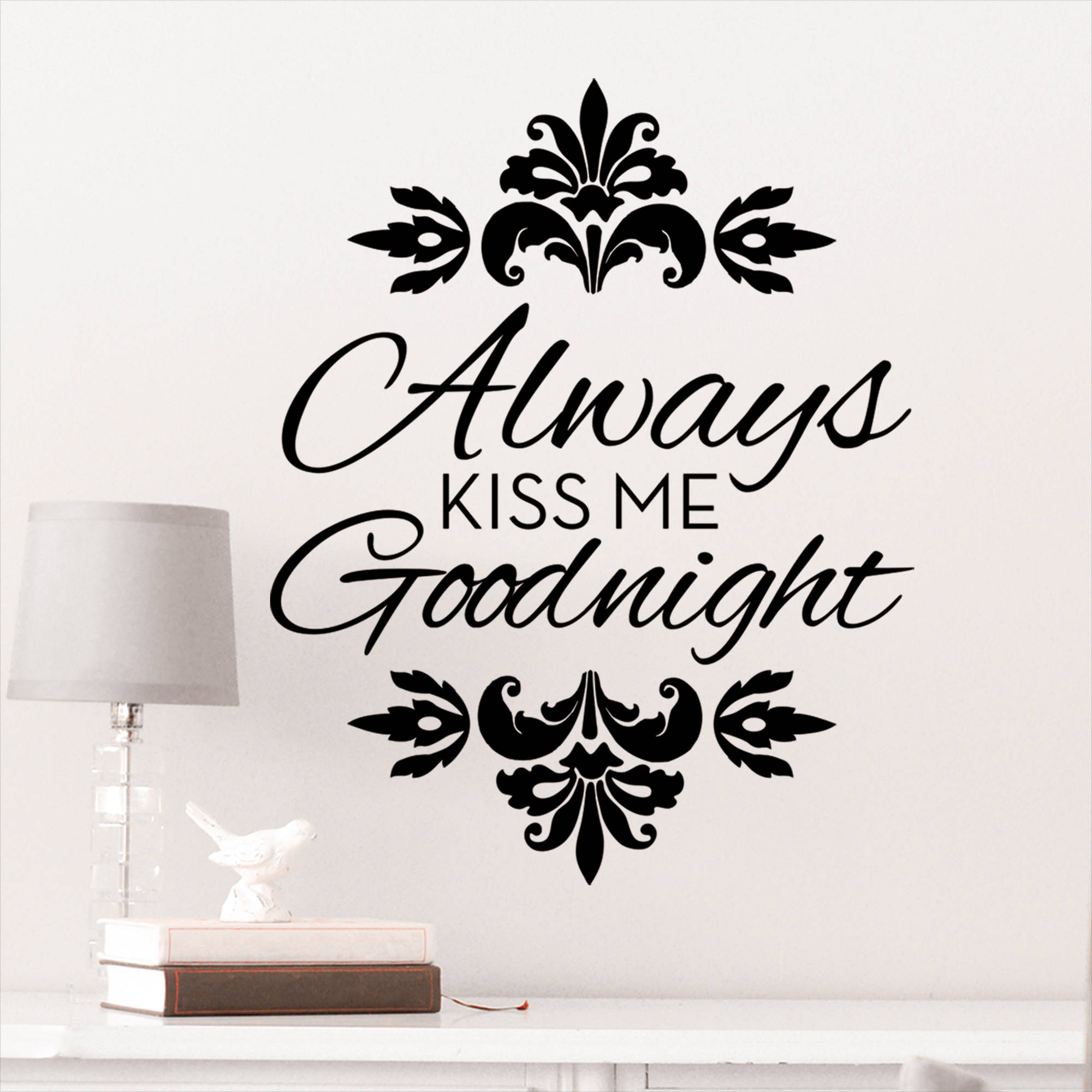 Wall Decal Letters Walmart Elitflat