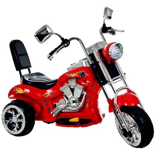 Ride On Toy 3 Wheel Trike Chopper Motorcycle For Kids By